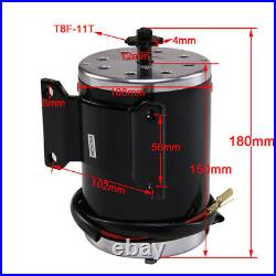 1000W 48V Electric Motor Kit with Speed Control & Charger Throttle Switch Scooter