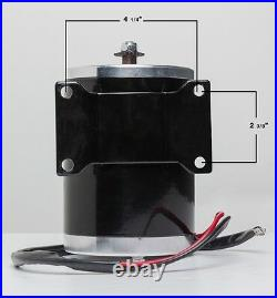 1000 W 48 V motor MY1020 w base+speed controller+keylock+Thumb Throttle+charger