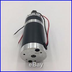 100W Spindle Motor ER11 1000rpm&Speed Control Power Supply&Bracket CNC Kit