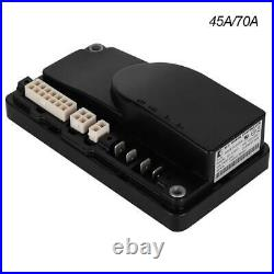 1212-2401 Permanent Magnet Motor Speed Controller Upgraded For Curtis 24V / 70A