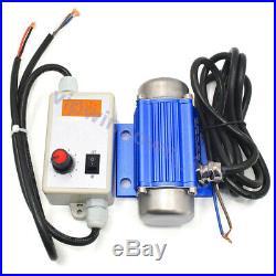 12V/24V Micro Vibration Motor DC Brushless Speed Controller For Feeder Massager