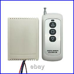 16 48 12V Motor Linear Actuator 2000N/ 449LB Bracket Remote Control High Speed