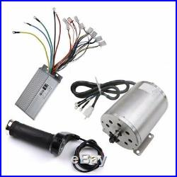 1800W 48V Brushless Electric Motor Speed Controller Scooter Throttle Grip Twist