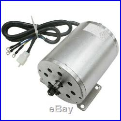 1800W 48V Electric Brushless DC Motor with Speed Controller Electric Bike Scooter