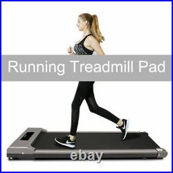 1-10 km/h Compact Motorized Treadmill Electric Walking Machine withRemote Control