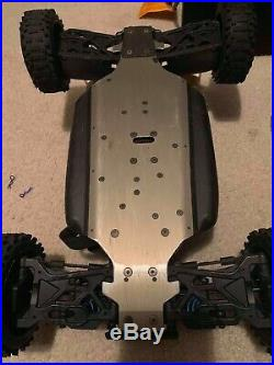 1/8th Scale RC Buggy With Castle Sidewinder 8 ESC And Motor Combo