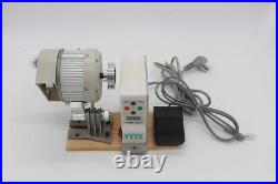 1pc 220V New Style Motor and Motor speed controller for Watchmaker Lathe
