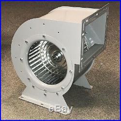 2000m3/h Industrial Centrifugal Blower Fan + 500Watt Speed Controller Extractor
