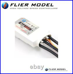240A Boat ESC 3-16S LiPo Flier for Brushless Motors + USB LINK