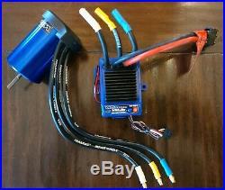 2-pole Traxxas velineon vxl-3s ESC & Motor Slash Rustler Bandit VXL XL-5 2wd 4x4
