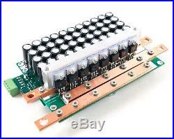 300A 10-50V 12V 24V DC motor speed controller PWM high power RS232 arduino