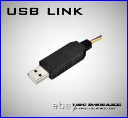 300A Boat ESC 3-12S LiPo R-Snake for Brushless Motors Marine + USB LINK