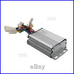 36V 1000W DC Motor Kit with Base Speed Controller & Foot Pedal Throttle