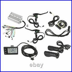 36V/48V 1500W Electric Bicycle E-bike Scooter Brushless Motor Speed ControllerT