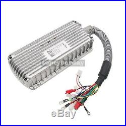 3KW Electric Bicycle Brushless Motor Speed Controller DC 72V for E-bike &Scooter