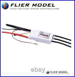 400A Boat ESC 3-22S LiPo 90V Flier for Brushless Motors + USB LINK