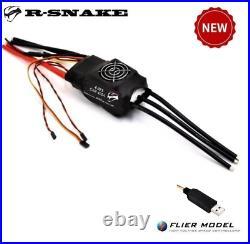 400A Car ESC 3-8S R-Snake/ Flier for 1/5 Brushless Motor + USB Link