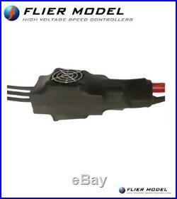 400A Car or E-Bike ESC 16S Flier + USB Link for 1/5 Brushless motor