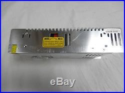 400W DC ER11 Spindle Motor +MACH3 Speed Controller+Power Supply+ Mount Bracket