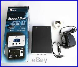 £425 PRO-JECT project Speed Box SEII Turntable Motor Control Perfect condition