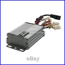 48V 1000W DC Electric Motor+ Speed Controller & Foot Pedal Throttle Kit #NEW#22