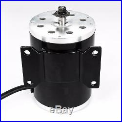 48V 1800W Electric Brushless T8F 9T Motor+ Speed Controller + Throttle Grip