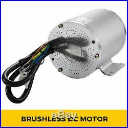 48V Brushless motor Speed Controller Charger 1800W efficiency Go-kart mini bike