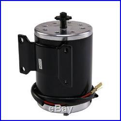 48v 1000w Electric Motor Speed Controller Throttle Battery for Go Kart Razor ATV