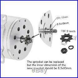 48v 1800w Brushless Motor Speed Controller Throttle DIY Project Razor Gokart ATV