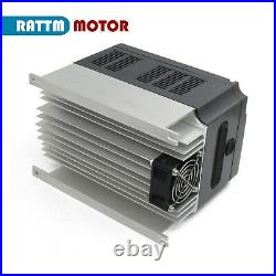 7.5KW VFD Variable Frequency Drive Coverter/Inverter 220V Motor Speed Control EU