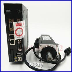 AC Servo Motor Drive Controller NEMA24 400W 1.27NM Speed Reducer Planetary Delta