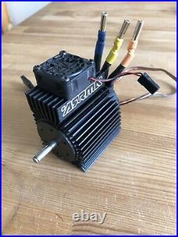 ARRMA/SPEKTRUM FIRMA 100A Smart ESC & 3200kv Brushless Motor COMBO 2-3s Capable