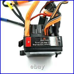 ARRMA / SPEKTRUM FIRMA 150A ESC & 2050kv 4074 Brushless Motor COMBO 3-6S Capable