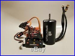 Arrma Kraton 8S Spektrum Firma 1250Kv Brushless Motor & Firma 160A smart ESC New