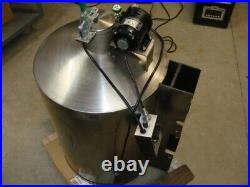 Bell Jar with Motor and Speed Control
