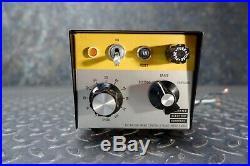 Bodine Electric BSH-200 DC Motor Speed Controller 115V