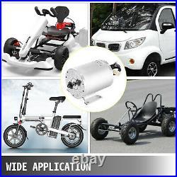 Brushless Motor Go Kart Electric Motor for Go Kart 72V3000WwithSpeed Controller