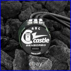 Castle 010-0108-03 1/8 Mamba Monster 2 Extreme BL ESC with 2200kV Motor Sensored
