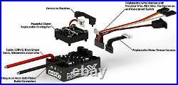 Castle Creations 010-0155-09 Mamba X Waterproof 25.2V ESC & 2280Kv Motor Combo