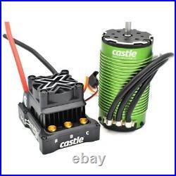 Castle Creations 010-0165-02 1/6 Mamba Monster X 8S ESC/Motor Combo 1717-1650KV