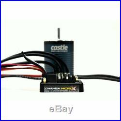 Castle Creations 1/18 Mamba Micro X Crawler ESC with 1406-2850kv Sens Motor Combo