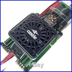 Castle Creations 1/5 Mamba XLX 34V ESC + 2028 800KV Sensored Motor COMBO XL X