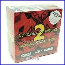 Castle Creations 1/8 Mamba Monster 2 Neu Waterproof with ESC 2200kv Motor COMBO