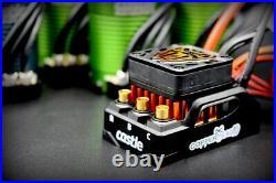 Castle Creations Copperhead 10 Sensored Esc Sct Edition 1410-3800kv 5mm Motor