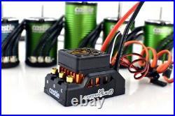 Castle Creations Copperhead 10 WP Sensored ESC / CRAWLER 1900KV Motor COMBO