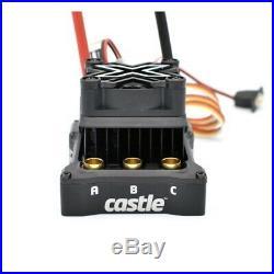 Castle Creations MAMBA MONSTER X 8S 33.6V ESC W 2028-800KV SENSORED MOTOR COMBO