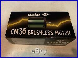 Castle Creations Mamba Max Pro 1/10 Brushless Esc Motor