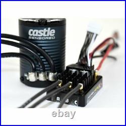 Castle Creations Mamba Micro X 12.6V ESC with 1406-1900KV Sensored Motor Combo