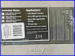 Castle Creations Mamba Micro X Crawler Waterproof Sensored Combo with2850kV Slate