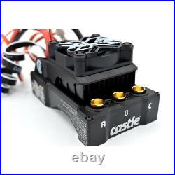 Castle Creations Mamba XLX2 8S 33.6V ESC 20A Peak BEC with2028-800KV Motor COMBO